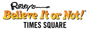 Ripley's Believe it or Not Times Square Logo